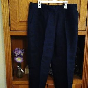 Talbots Pants & Jumpsuits - Talbot's Navy Blue Pants